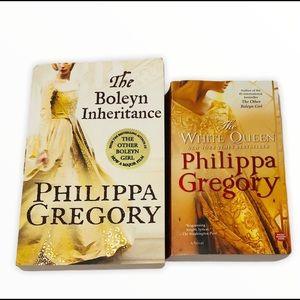 Philippa Gregory Paperback Fiction Bundle